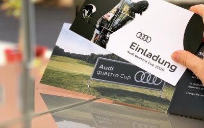 30 Jahre Audi quattro Cup!🏌️