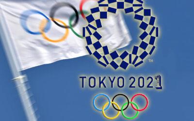 Olympischen Spiele 2021!